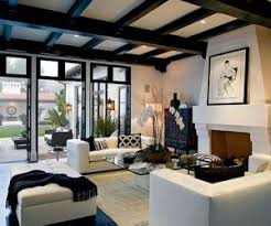 Living Room Ceiling Beams How To Incorporate Ceiling Beams Into Your Style