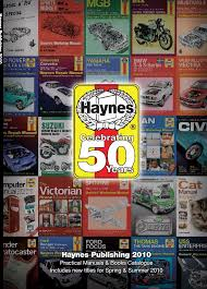 82686409 practical manuals books 2010 by haynes documents