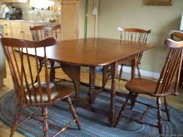 Help Me Find Dining Chairs That Tie My Rooms Together Shopping - Heywood wakefield dining room set