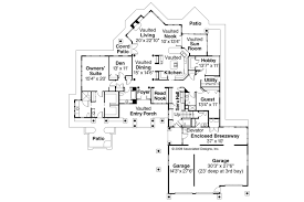 Chalet Style Home Plans Chalet House Plans Missoula 30 595 Associated Designs