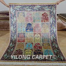 Aqua Silk Rugs Online Get Cheap Afghan Silk Rugs Aliexpress Com Alibaba Group