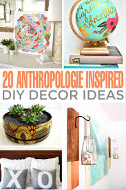 Home Spice Decor 20 Anthropologie Inspired Diy Decor Ideas Frugal Mom Eh