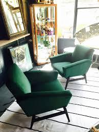 Green Armchairs Sold U2013 Inhousejunkie