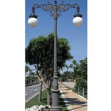 decorative street light poles china decorative street lighting poles with double l on global