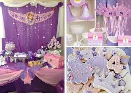 sofia the birthday party ideas princess sofia birthday party decoration ideas