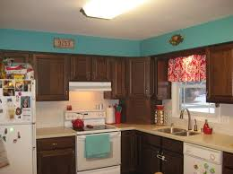 Red Kitchen White Cabinets 120 Best Turquoise U0026 Red Kitchen Images On Pinterest Kitchen