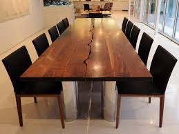 rustic dining room tables black varnish wood bench brown wooden