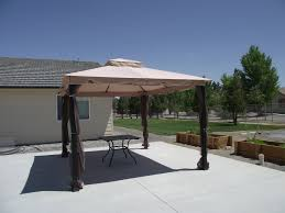 Garden Winds Pergola by Decorating Gazebo Replacement Canopy Garden Winds Gazebo