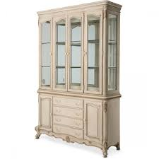 Michael Amini Furniture Used Michael Amini Lavelle Cottage China Cabinet