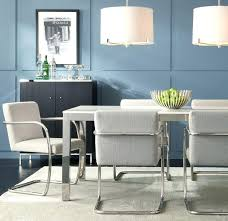 glass parsons dining table quartz top dining table dining tables modern granite table set with