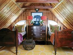 attic area architecture cool attic rooms with curved sofa and round sisal