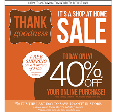 northern reflections canada thanksgiving sale save 40 free