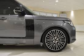 land rover overfinch overfinch range rover vogue at baytree cars highly speced youtube