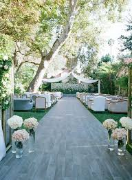 Wedding Aisle Decorations 63 Beautiful Outdoor Wedding Aisles To Celebrate Love Amidst Nature