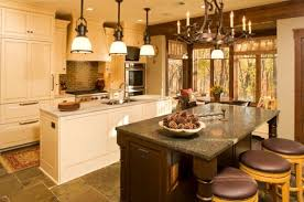 traditional kitchen islands 10 industrial kitchen island lighting ideas for an eye catching