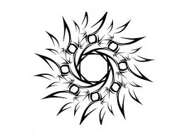 small simple 黥designs for simple tribal 黥cool design 图像