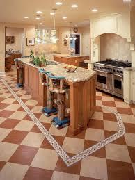 kitchen wood floor ideas dark cabinets color schemes white single