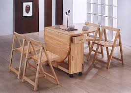 Collapsible Kitchen Table CapitanGeneral - Collapsible kitchen table