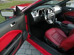 2005 ford mustang gt interior 2005 ford mustang gt for sale in fort myers fl stock 166173