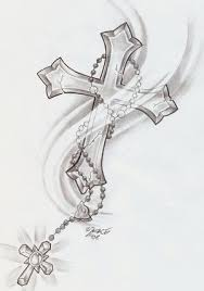 tattoo rosary designs wallpaper pictures
