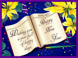 new year s card unique design new year s cards greetings written in books