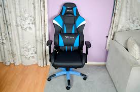 e win hero series ergonomic gaming chair review enostech com
