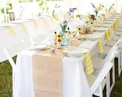 Extra Wide Table Runners Burlap Table Runner Etsy
