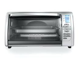 Black And Decker Toaster Ovens Black Decker Toaster Oven 4 Slice