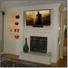 wall units astounding built in fireplace entertainment center