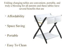 Folding Changing Tables Portable Changing Table Portable Changing Table Mobile By Baby