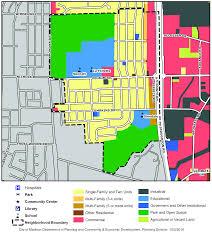 Madison Wi Map Madison Neighborhood Profile Glendale Neighborhood Association