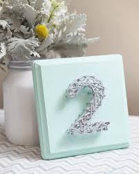 numero table mariage de bonnes idées diy pour des numéros de table de mariage