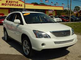 used lexus rx miami 2008 lexus rx suv in florida for sale 120 used cars from 9 960