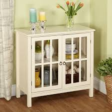 White Dining Room Buffet Catskill White All Purpose Kitchen Storage Cabinet With Double