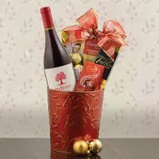 christmas wine gift baskets christmas baskets fruit gift baskets