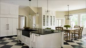 best tile for kitchen floors with white cabinets blue kitchens