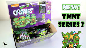 Blind Turtle Prices Series 2 Ninja Turtles Ooshies Blind Bag Opening Limited Edition