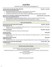 Special Education Teacher Resume Objective Special Education Teacher Resume Examples Pinterest