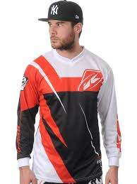 kenny motocross gear kenny mx black red white track mx jersey kenny mx