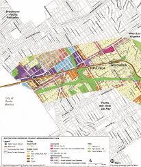Los Angeles Suburbs Map by Breaking Down The Draft Expo Corridor Transit Neighborhood Plan