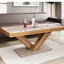 rectangular wood hairpin coffee table hairpin leg coffee table wayfair