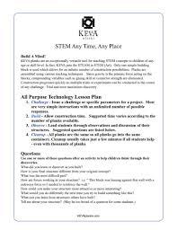 lesson plans challenges games activities keva planks kindergarten
