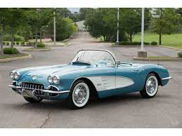 50s corvette 1959 chevrolet corvette for sale on classiccars com 24 available