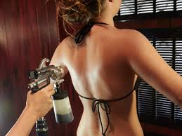 where to get a spray tan in miami