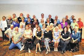 50th high school class reunion class of 1967 holds 50th reunion morrow county sentinel