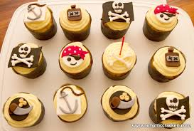 cuisine pirate cupcakelovers pirate cupcakes