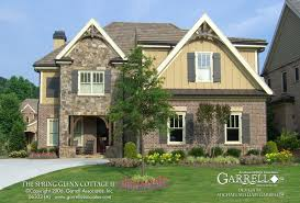 french style house plans spring glenn cottage ii a house plan house plans by garrell