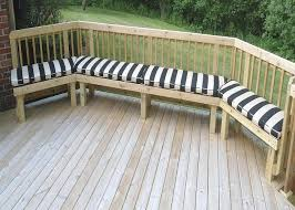 innovative diy outdoor bench cushion with best 25 no sew cushions