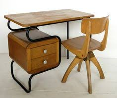 Kids Work Desk by Bf215 Small Desk And Chair Set 60s Desks Pinterest Small