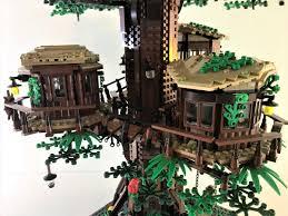 three house lego ideas treehouse